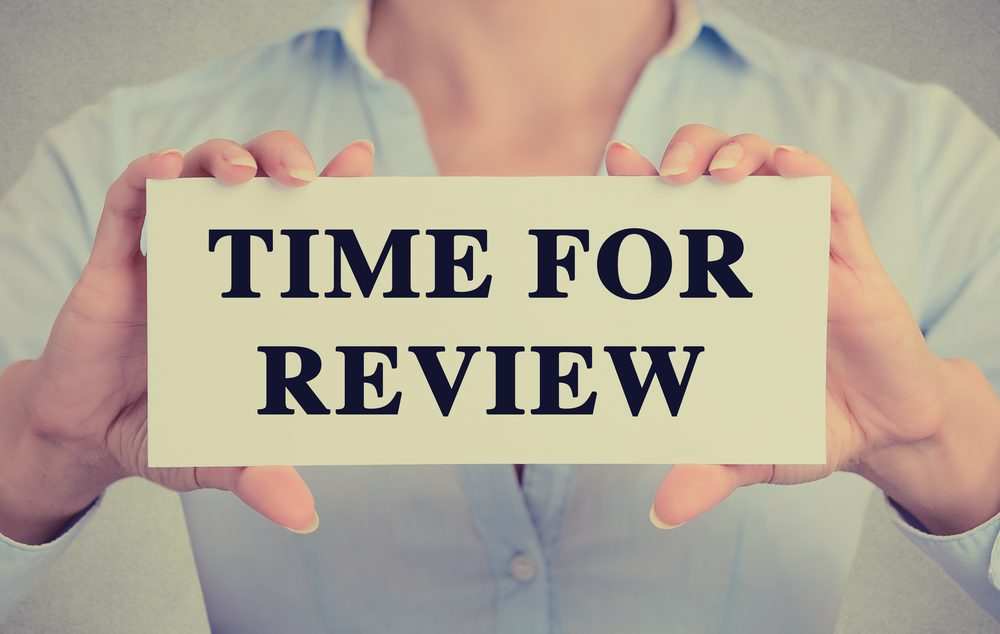 Performance Review Gone Bad